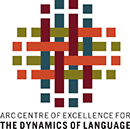 Centre of Excellence for the Dynamics of Language logo